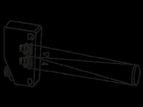 Лазерный датчик расстояния